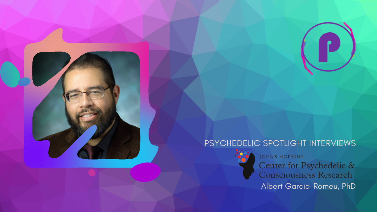Johns Hopkins Center for Psychedelic & Consciousness Research Interview