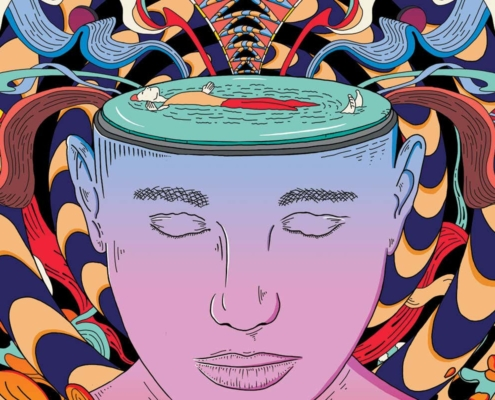 Taking Psychedelics Mimics Religious Experiences