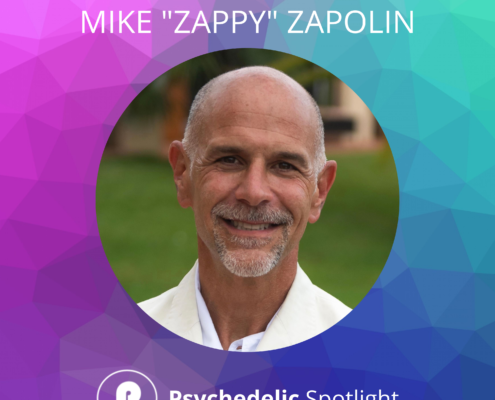 "Interview with Mike ""Zappy"" Zapolin"