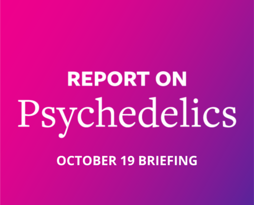 Report on Psychedelics Podcast