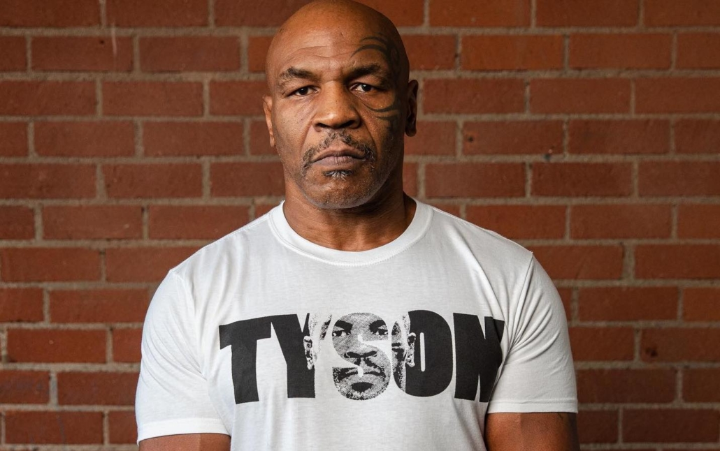 Mike Tyson Credits 5-MeO