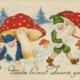 Santa Claus Was a Psychedelic Mushroom
