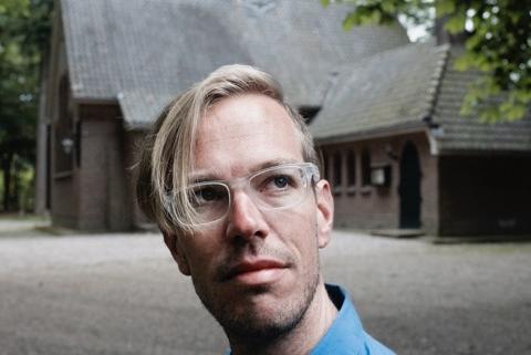 Professor Michiel van Elk Psychedelics