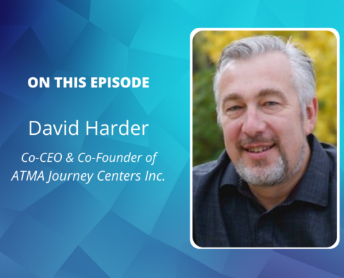 In this episode, we chat with David Harder, the Co-Founder and CEO of ATMA Journey Centers, about their new healing and training space.