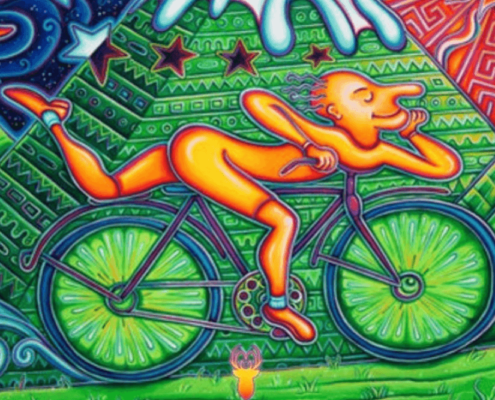 Bicycle Day Celebrates First Human LSD Trip