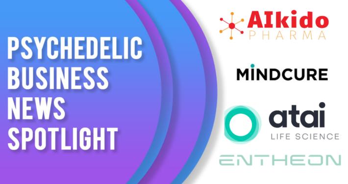 Psychedelic Business News Spotlight: April 9, 2021