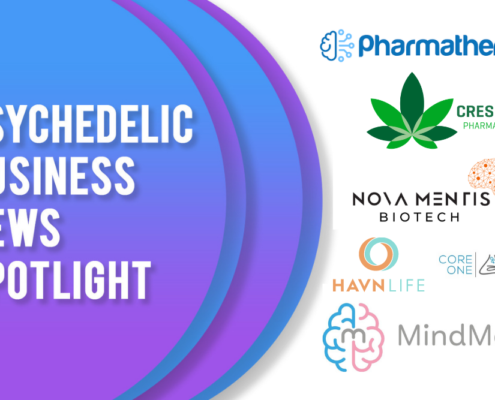 Psychedelic Business News Spotlight: April 2, 2021