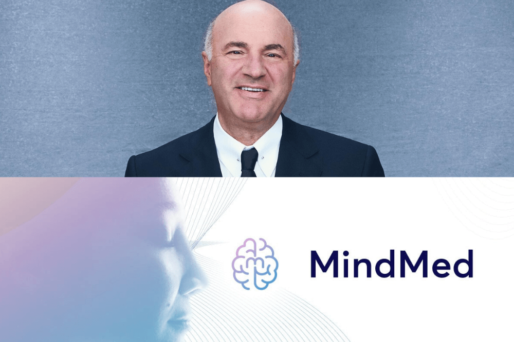 Kevin O'Leary-Backed MindMed Is 2nd Psychedelic Company to List On Nasdaq