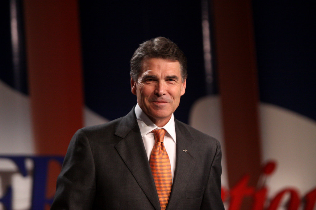 Former Texas Gov. Rick Perry Champions Psychedelic Therapy for PTSD