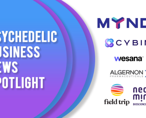 Psychedelic Business Spotlight: May 8, 2021