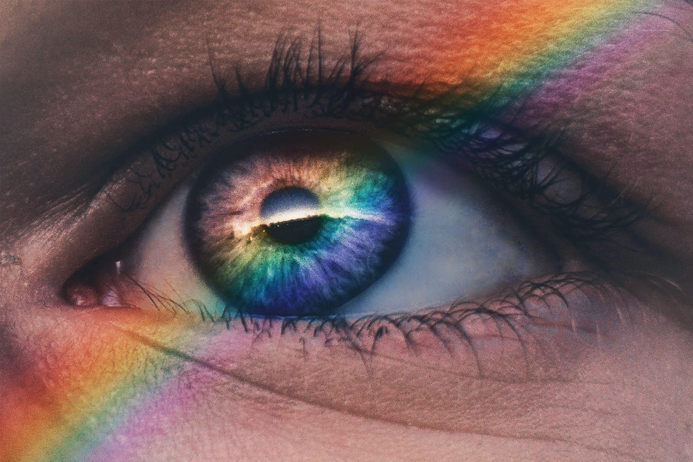 Can Psychedelics Cure Color Blindness