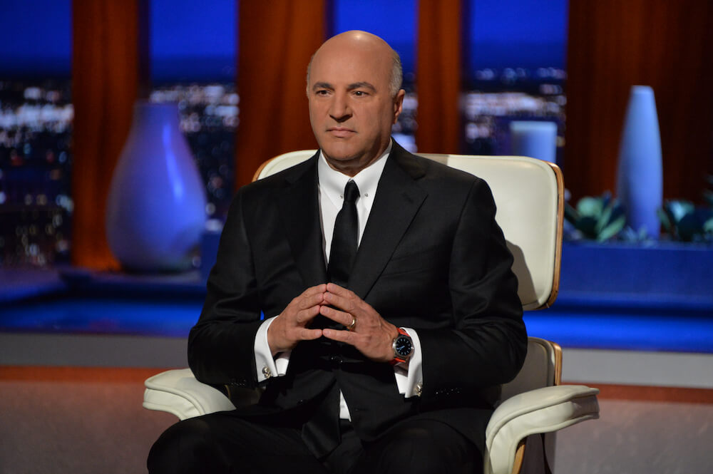 Shark Tank's Kevin O'Leary Deep Dives Into Psychedelics