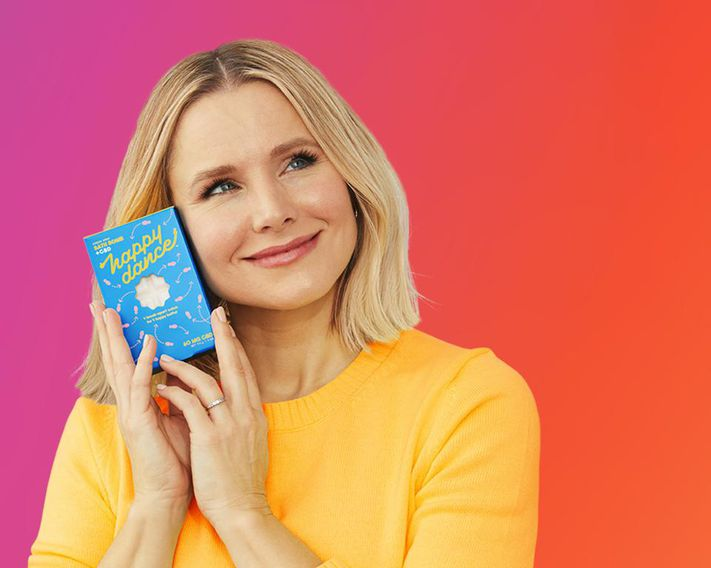 Kristen Bell Used Psychedelics to Treat Depression