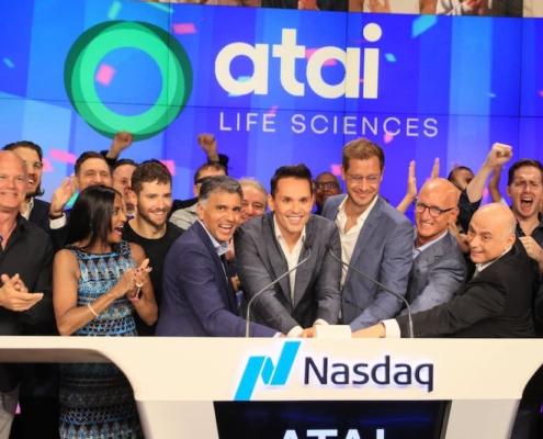 Atai Life Sciences Valued At More Than $3 Billion After IPO
