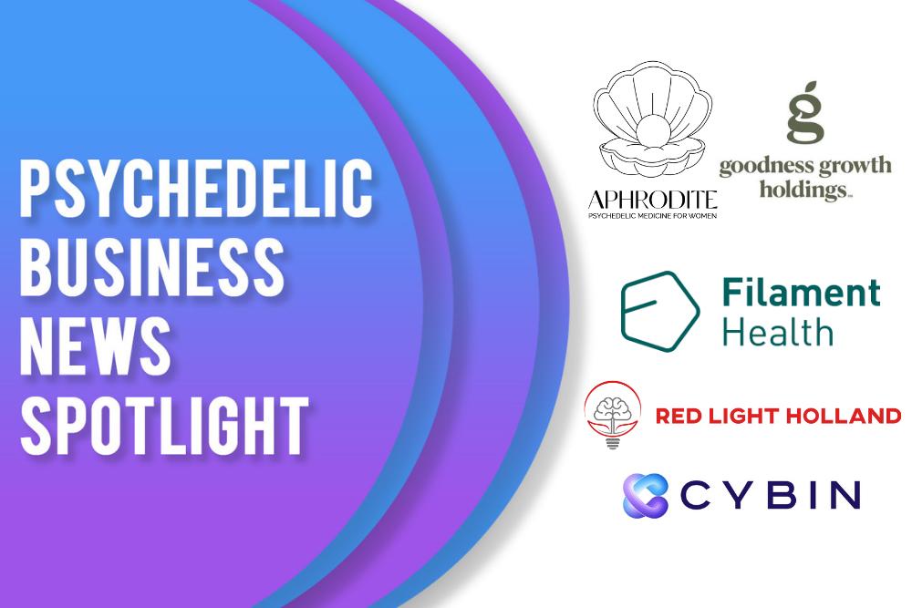 Psychedelic Business Spotlight: June 11, 2021