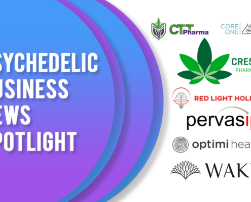 Psychedelic Business Spotlight: June 18, 2021