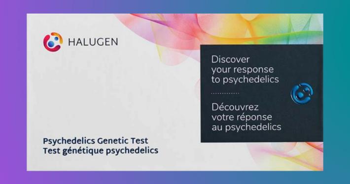 Psychedelic Genetic Test Kit