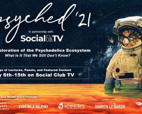 PSYCHED 2021 Conference Aims to Bring the Global Psychedelic Community Together
