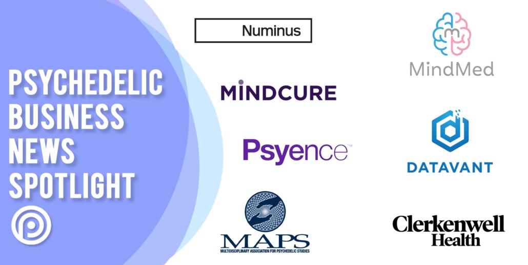 Psychedelic Business Spotlight, July 16