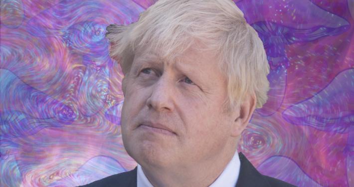 UK Prime Minister Boris Johnson to Consider Legalizing Psilocybin
