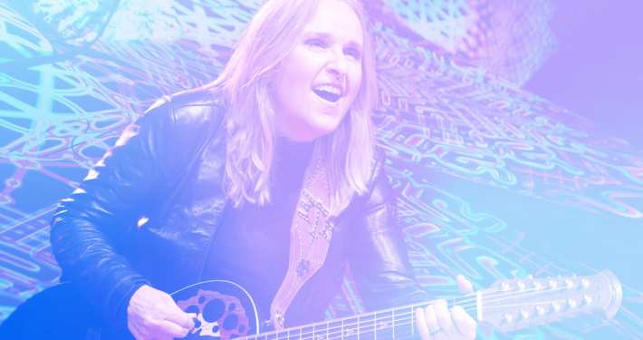 Melissa Etheridge Comes Out for Psychedelics: 'Psilocybin Is a Real Key'